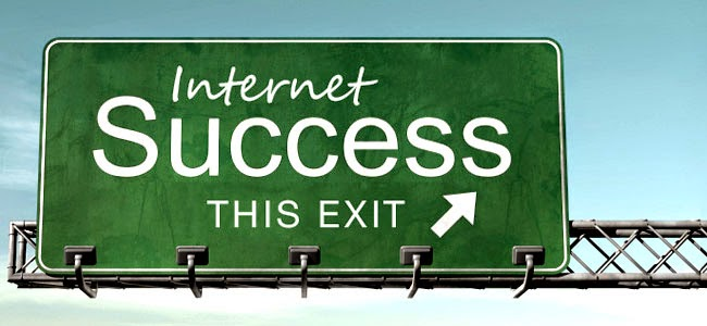 Jalan Menuju Internet Sukses.