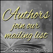 Authors: Join Our Mailing List