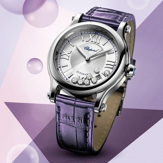 Chopard Happy Sport Medium Automatic Watch