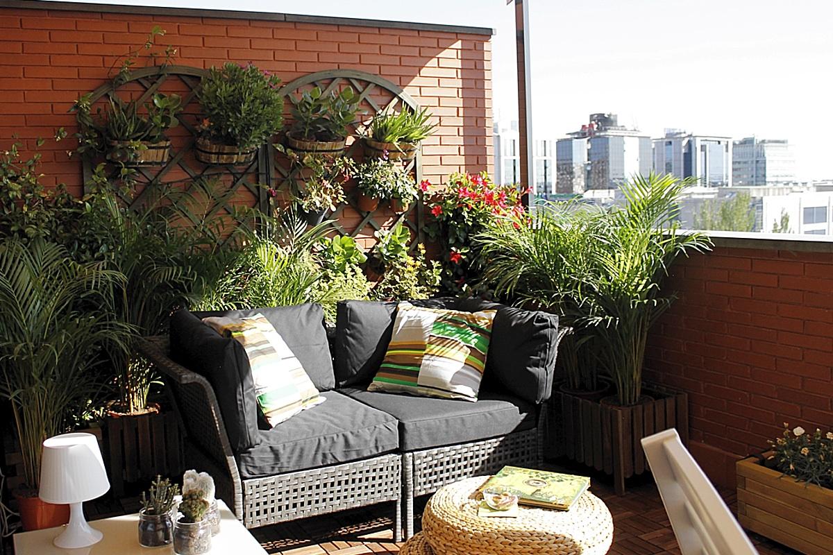 Decorando la terraza de María y David con Ikea – Meu Canto Blog