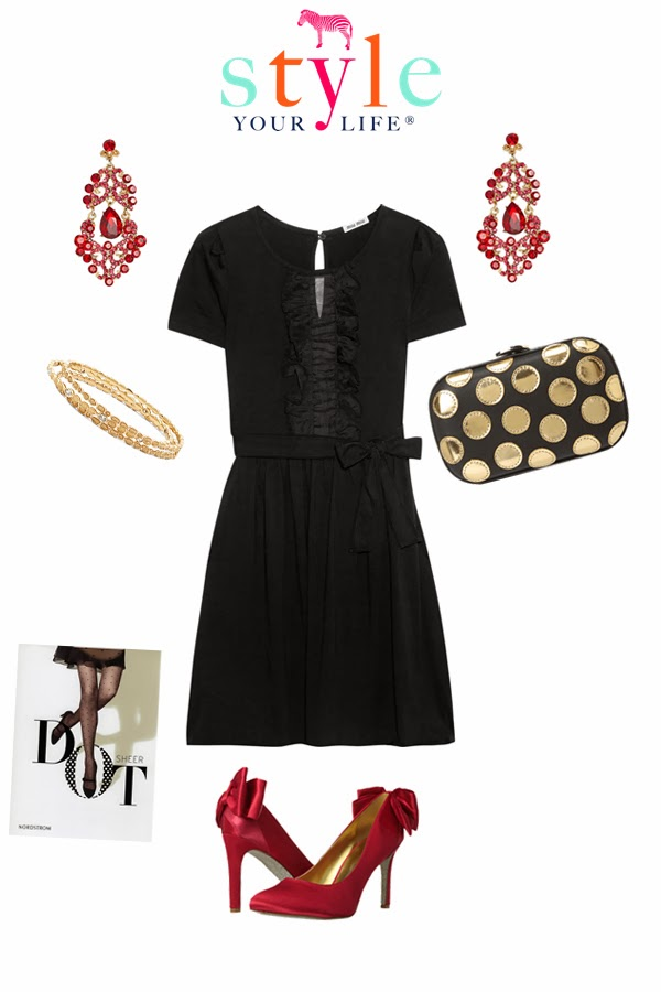Dress for an office christmas party outfit for any office party ideas