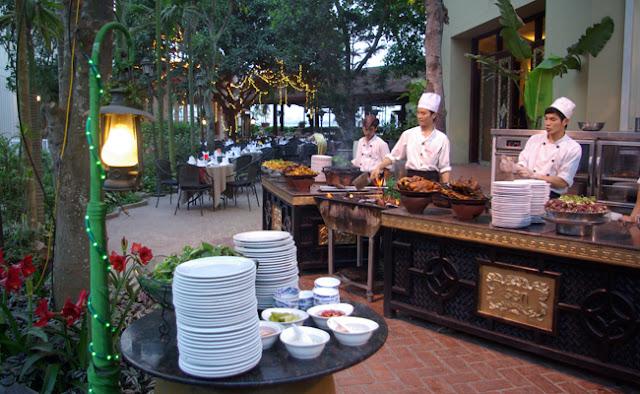 Các địa chỉ ăn Buffet tại Hà Nội
