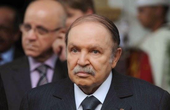 حملة البحث عن الرئيس الجزائري