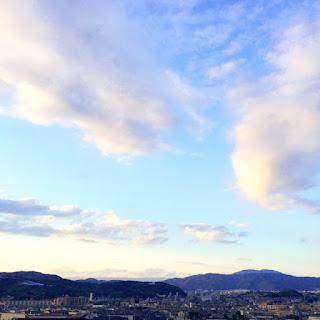高台 景色