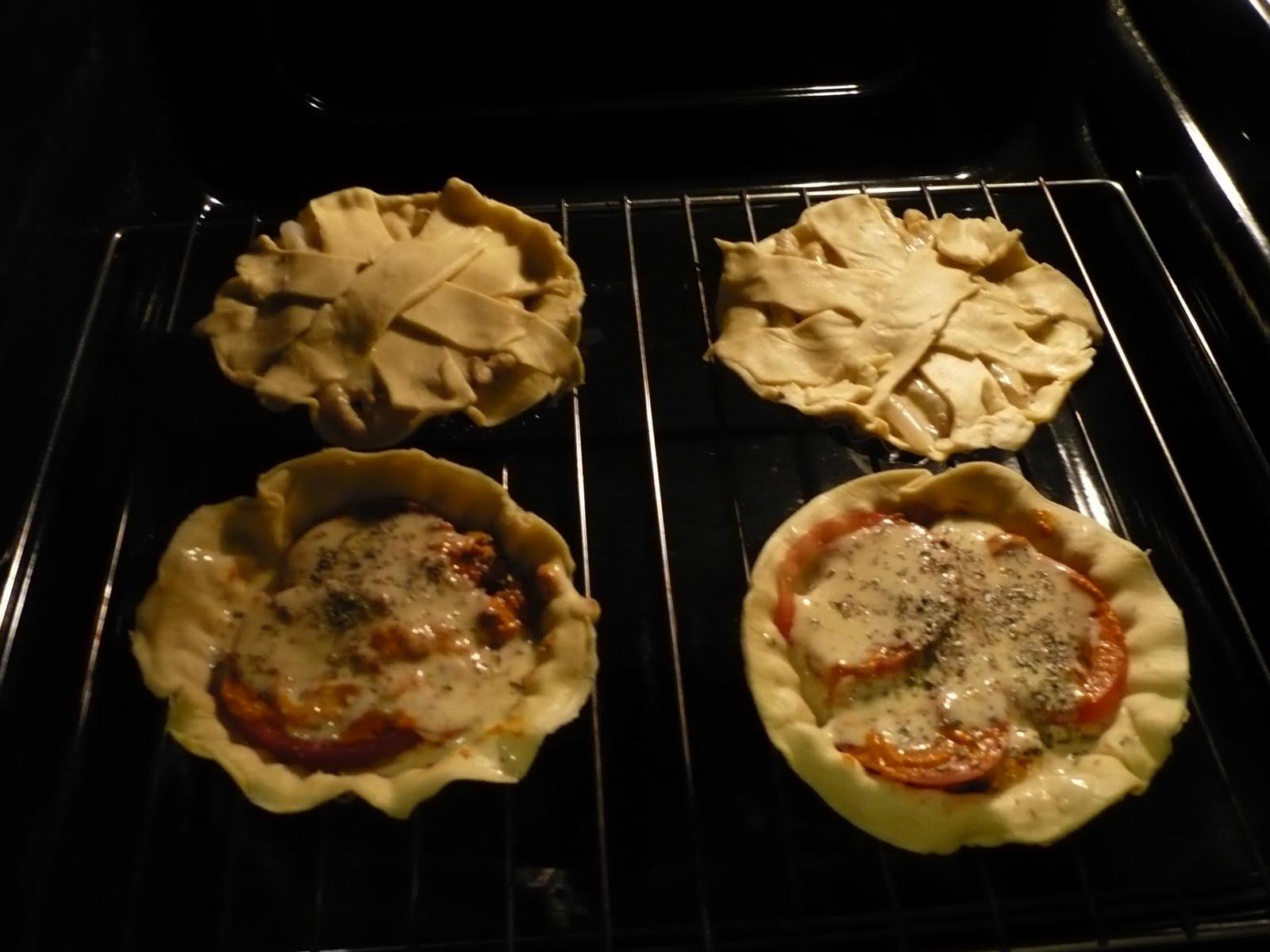 Celle qui cuisinait ou le plaisir de cuisiner tartelettes de restes - Cuisiner avec les restes du frigo ...