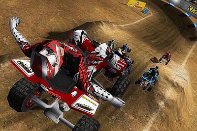 Game dua xe vuot đia hinh cho iphone - 2XL ATV Offroad