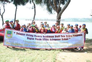 Staff TU Setda Kabupaten Bekasi