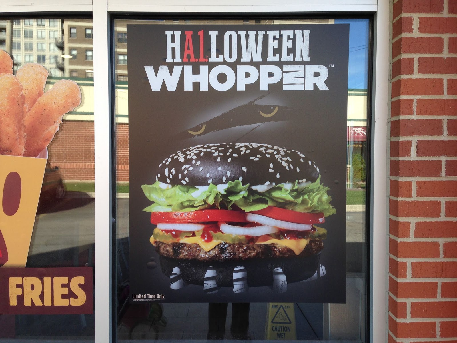 Chicana on the Edge: The Halloween Whopper