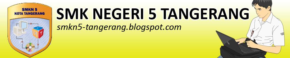 SMKN 5 TANGERANG