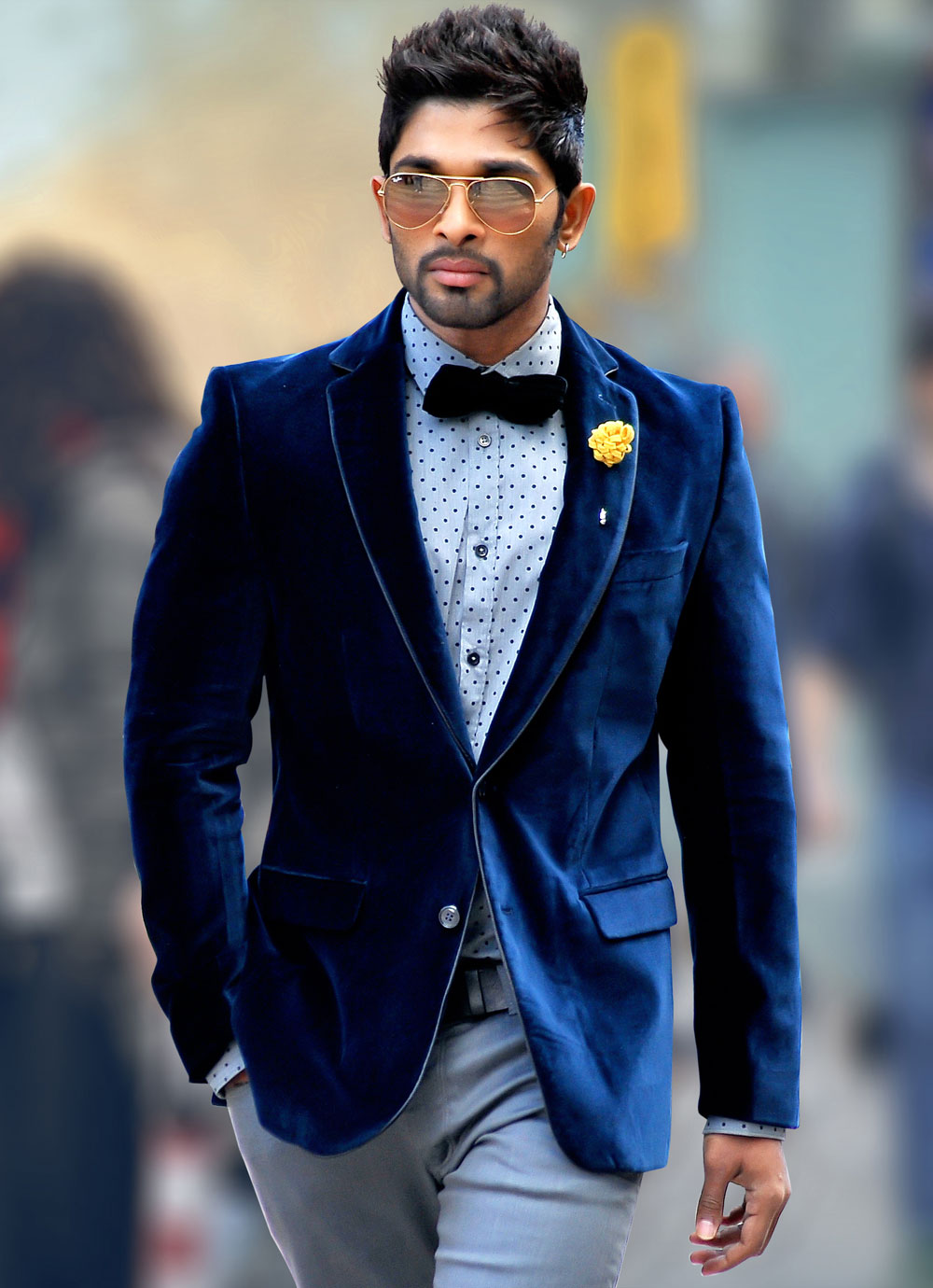 Stylish Star Allu Arjun Rocking Stills From