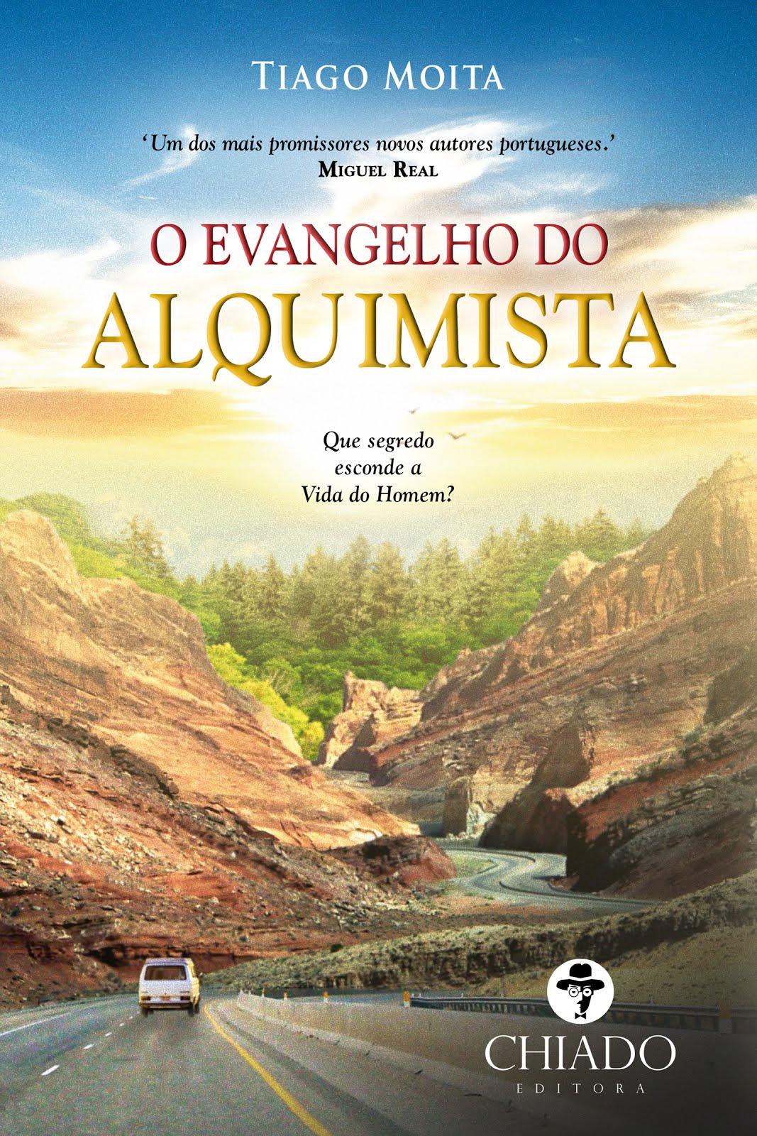 """""""O Evangelho do Alquimista"""""""
