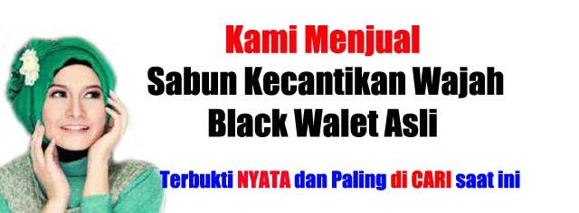 Jual Sabun Black Walet