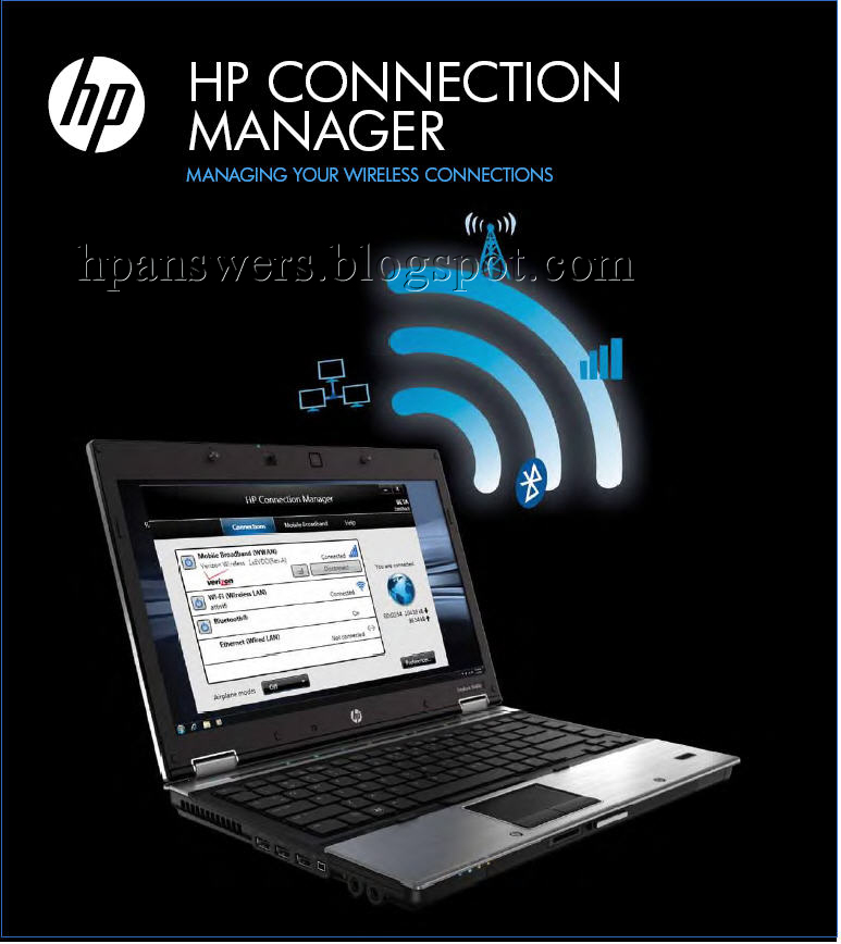 Hp connection manager version 4 1 22 1 release fixes the following