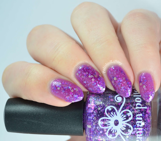 Bohemian Polish Easy-bake Coven from the Bitchcraft Collection