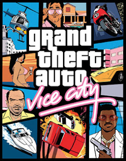 GTA Vice City Cover poster
