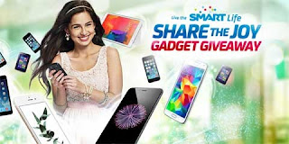ShareTheJoy, Smart, Dream Gadget with ShareTheJoy promo, Philippine promo