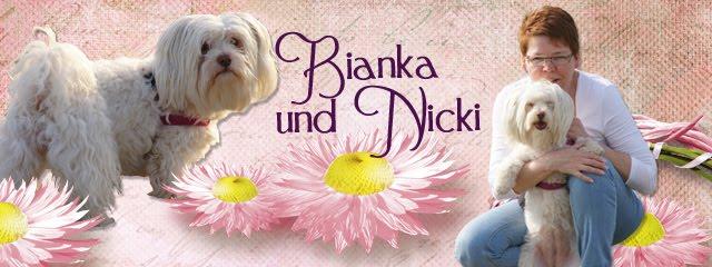Bianka und Nicki