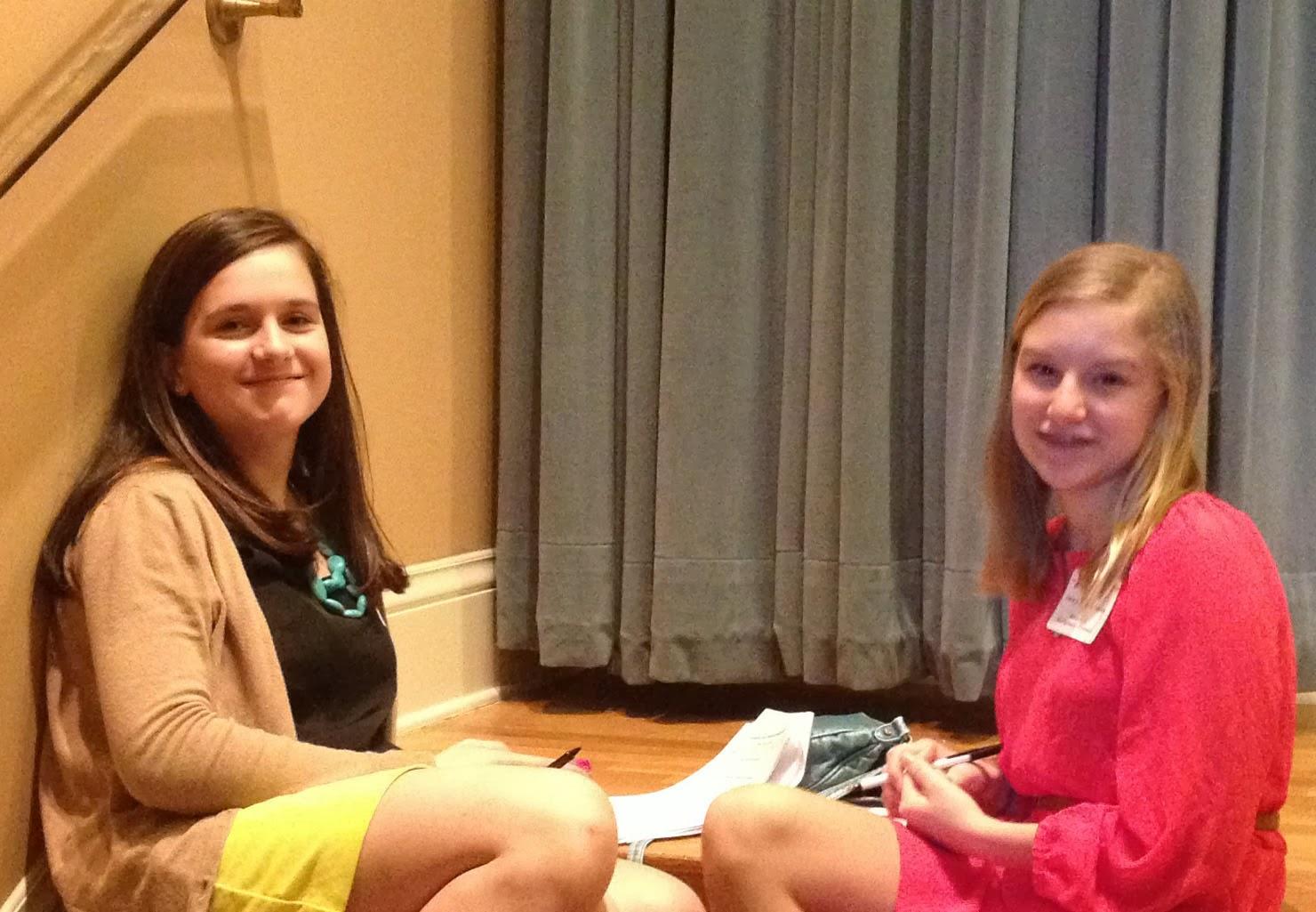 Montgomery Catholic Middle School Participates The Alabama YMCA Junior Youth Legislature 1