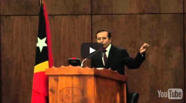 Eleições em Timor-Leste | QUEDA OU ASCENÇÃO DE UM PATRIOTA?