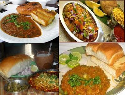 Puneri Food