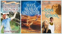 Holiday Adventure Books - 12 November