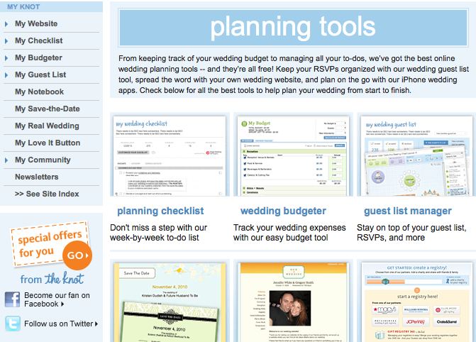 http://wedding.theknot.com/wedding-planning-tools.aspx