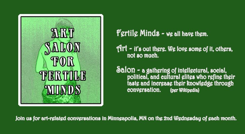 Art Salon For Fertile Minds