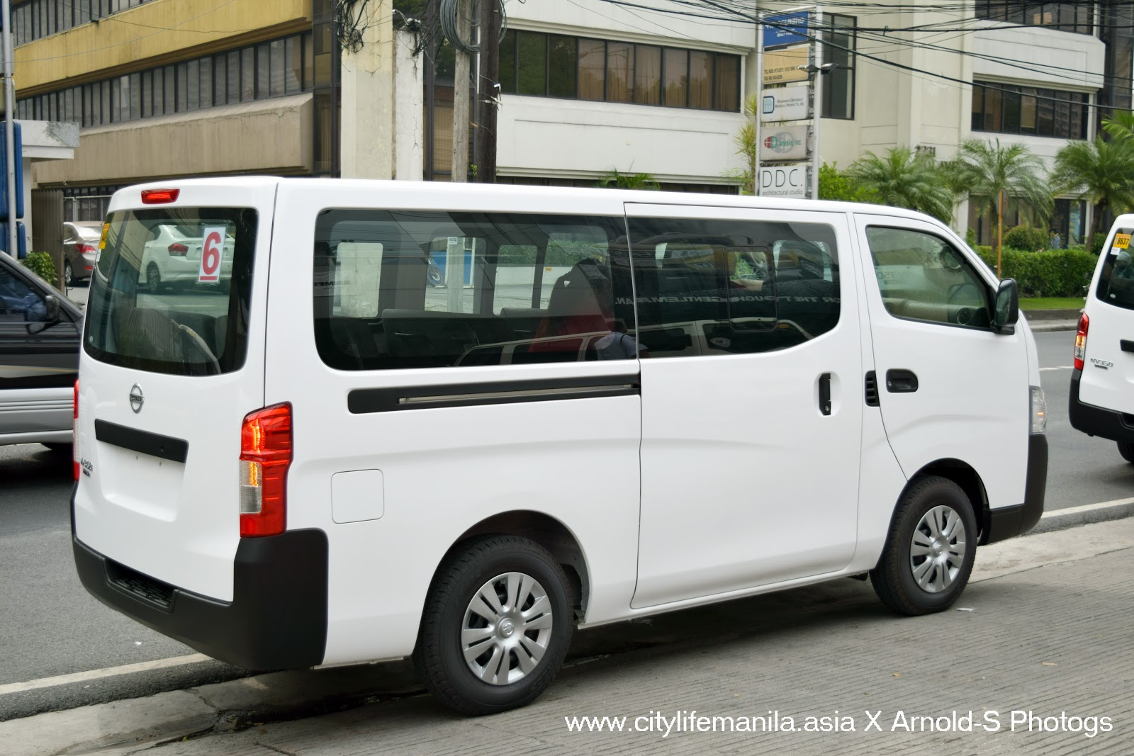 When we are at the skyway going to south luzon expressway i observed that the engine in this van is powerful having a 129 horsepower its not a common for