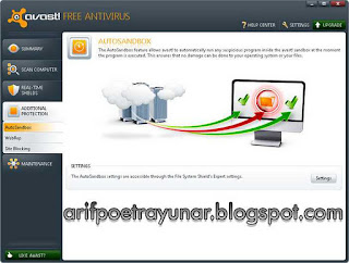 Avast! Free Antivirus 6.0.1367 + Serial Number