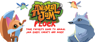 Animal Jam Flock | Your Favorite Guide to Animal Jam Rares, Cheats, and More!