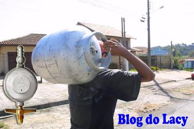 HUMOR, CAUSO DO REGISTRO DE GÁS
