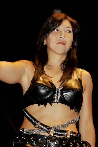 KAORU - Japanese Women's Wrestling