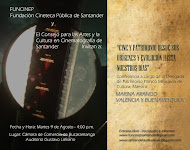 Conferencia sobre cine y patrimonio
