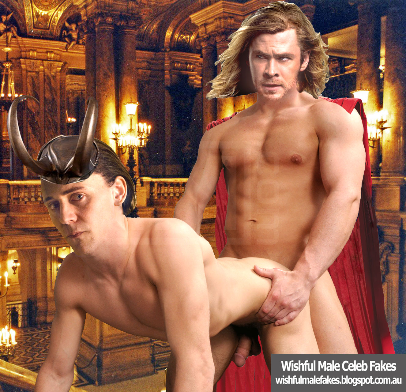 Gay naked loki porn porno photo
