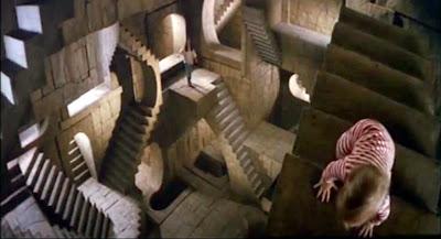 Labyrinth 1986-Il castello di Jareth