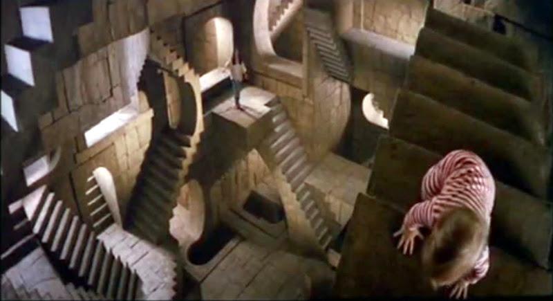 Labyrinth 1986-Il castello di Jareth Labyrinth 1986 Ludo