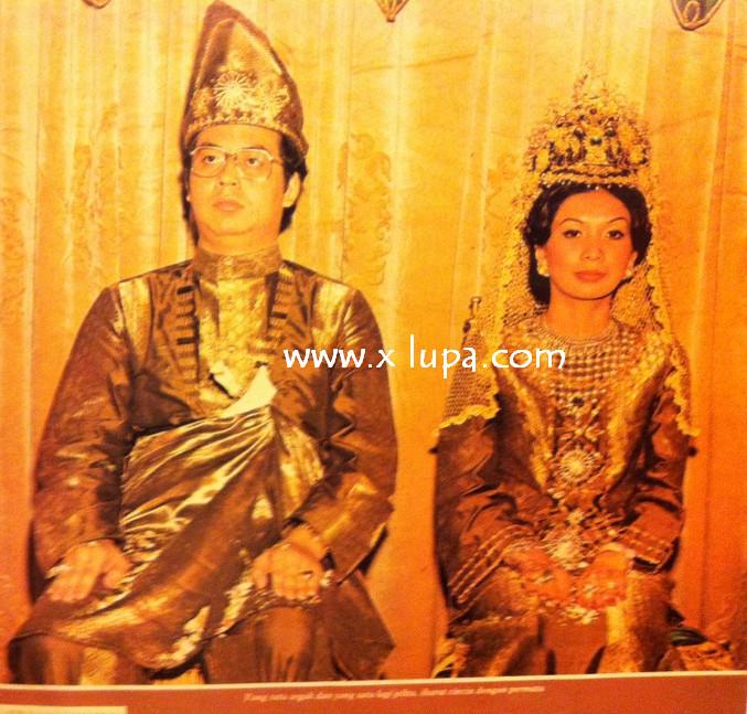 Gambar Perkahwinan Anak Najib Razak