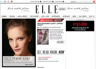 2 Elle 10 of the Most Popular Fashion Websites