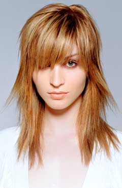 Layered Hairstyles Gallery