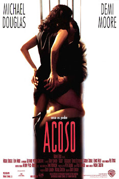 Acoso Sexual (Disclosure) Poster