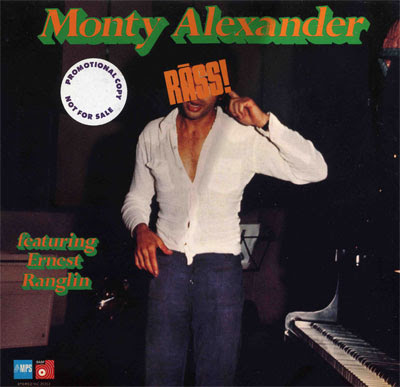 MONTY ALEXANDER & ERNEST RANGLIN - Rass!