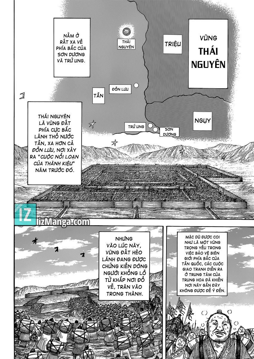 Kingdom – Vương Giả Thiên Hạ (Tổng Hợp) chap 404 page 15 - IZTruyenTranh.com