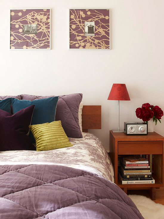 New Home Interior Design: Freshen Your Bedroom with Low-Cost Updates
