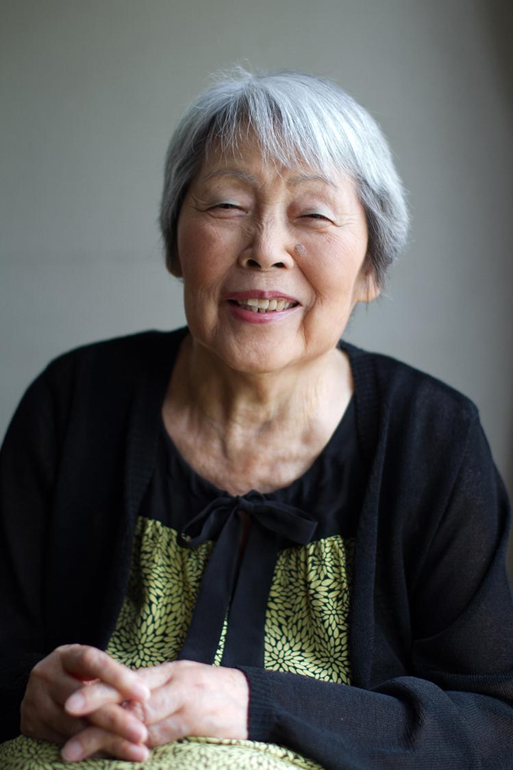 Portraits: Ojiichama & Obaachama | 祖父と祖母