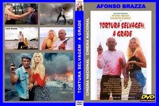 TORTURA SELVAGEM - A GRADE - CINEMA NACIONAL
