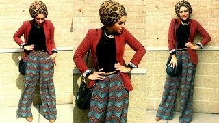 tips tampil cantik menggunakan jilbab saat lebaran