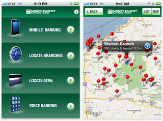 Northwest Savings Bank gets its own iPhone app