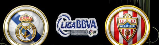 Real Madrid Vs Almería