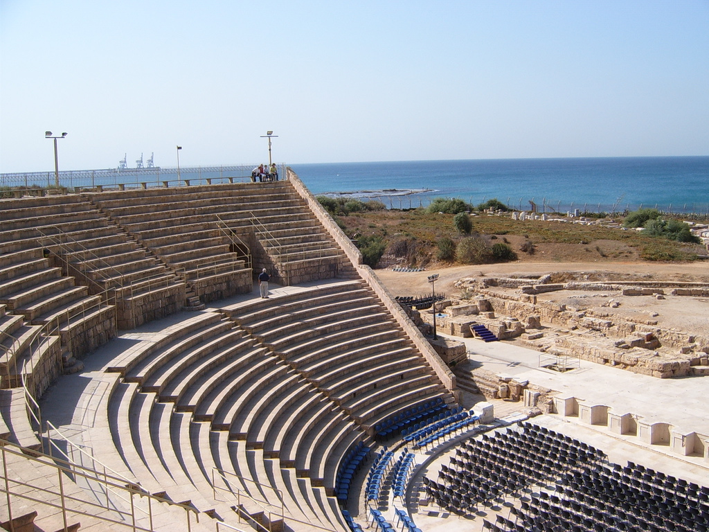 Caesarea Israel  city pictures gallery : Israel – Travel Info and Travel Guide | Tourist Destinations