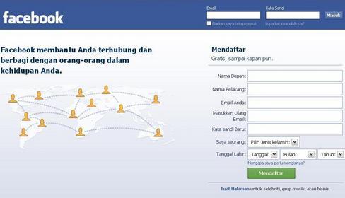 Cara Membuka dua Akun Facebook / Twitter dalam Satu Browser